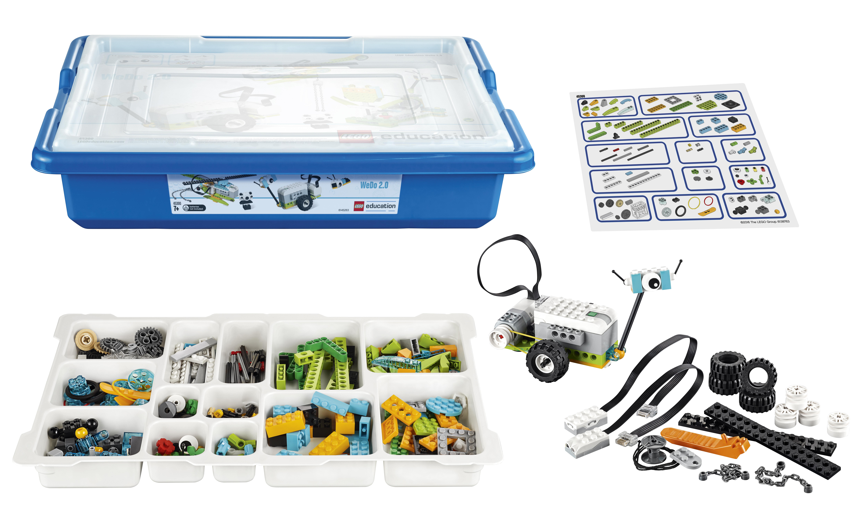 Kit LEGO WeDo 2.0