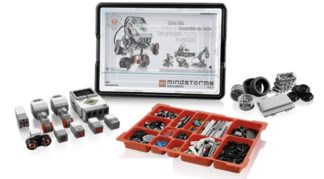 Conjunto básico LEGO Mindstorms EV3 Education