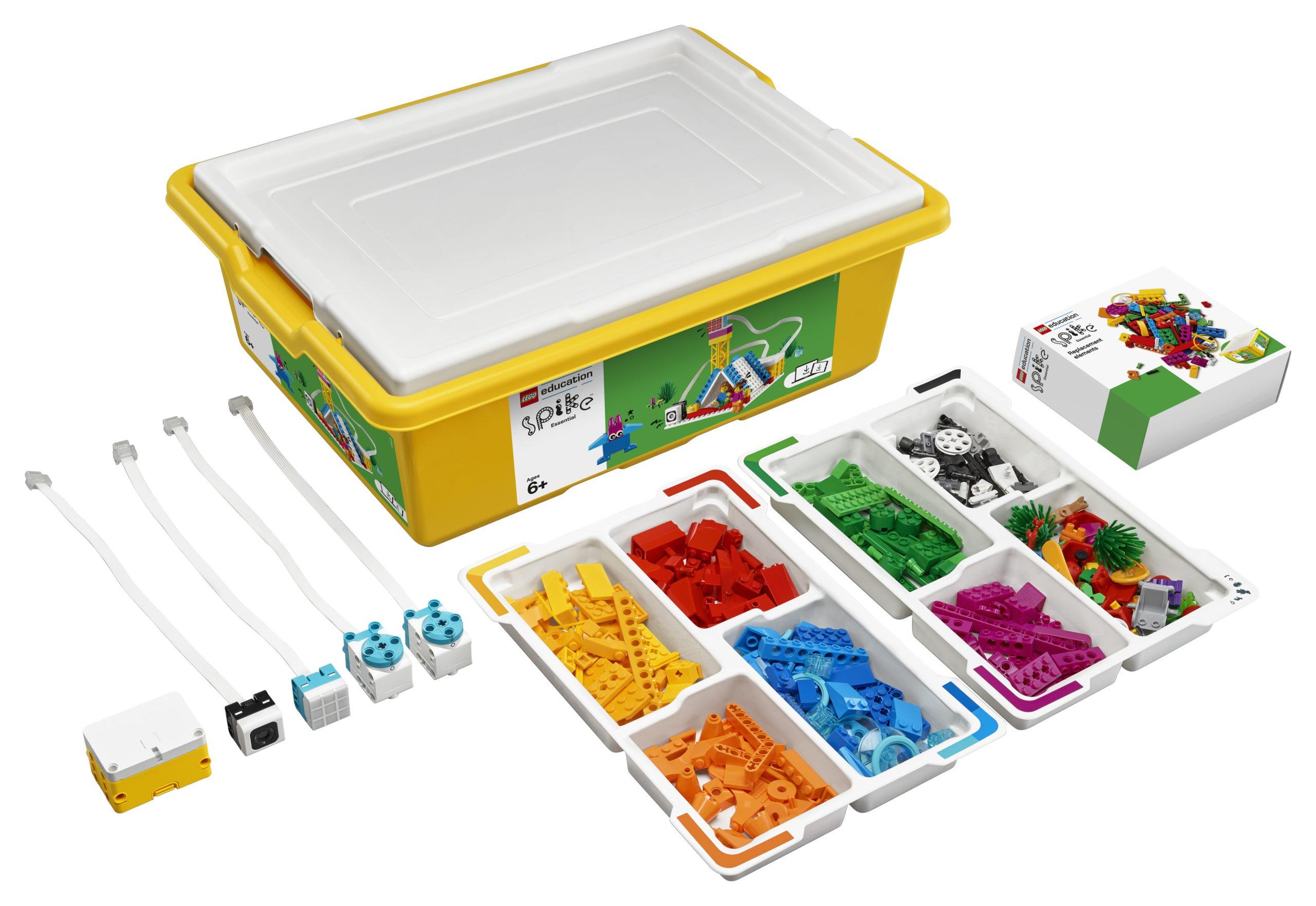 LEGO SPIKE ESSENTIAL 45345